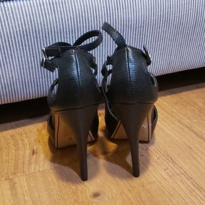Dolce Vita Shoes - Dolce Vita Black Heels